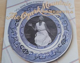 The Ozark Mountain Daredevils - It'll Shine When It Shines - SP 3654 - VG+ - 1974 Original Issue