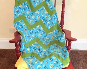 Chevron Quilt Pattern from GloryQuilts  digital download with free limited license