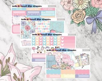Brighter Days Mini Kit, Mini Kit, Traveler's Notebook Kit, Personal Planner Kit, MK024