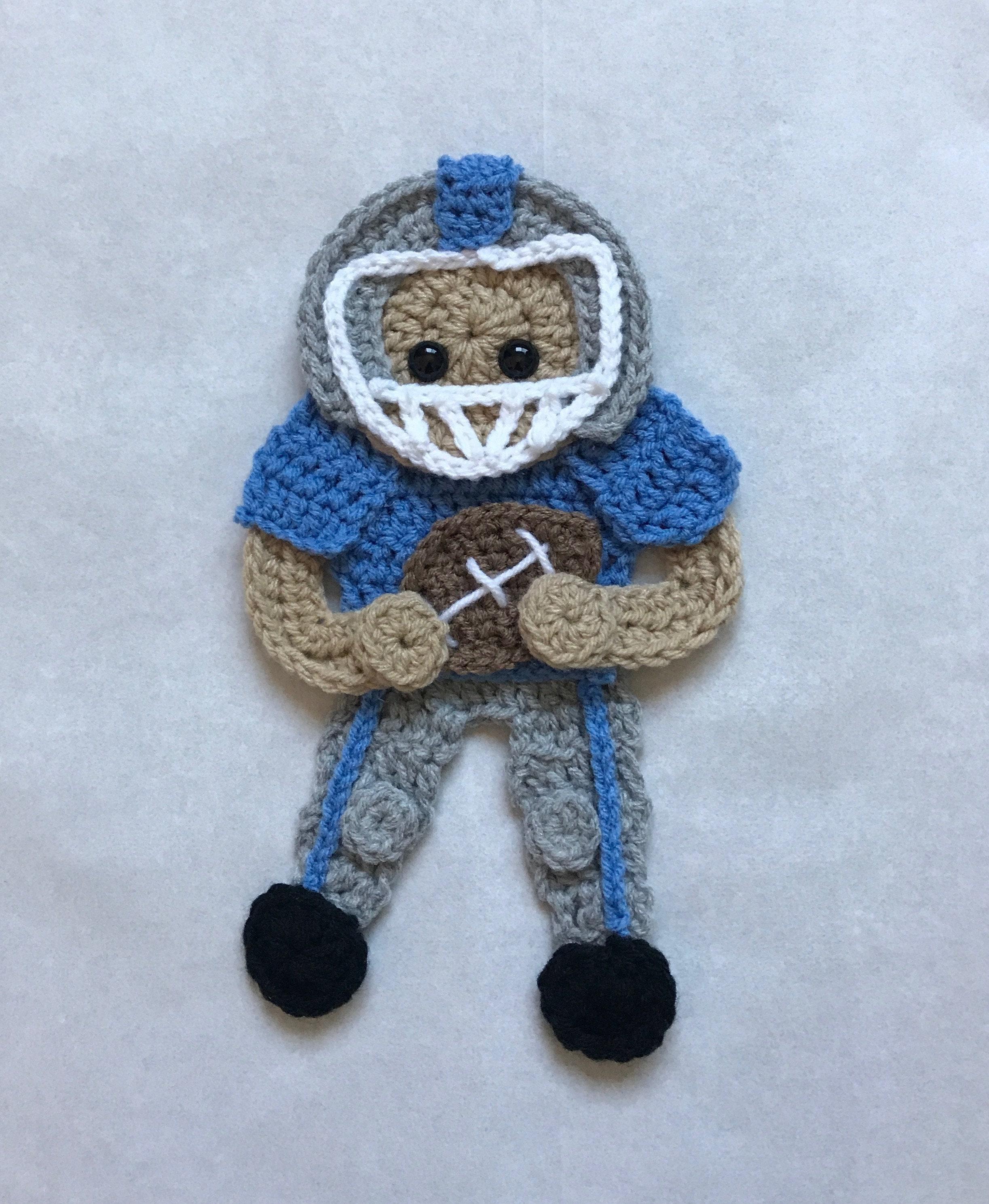 Crochet Pattern - INSTANT PDF DOWNLOAD - Crochet - Patterns - Sports ...
