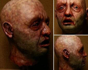 Fake Head Prop - Decapitated Latex Head