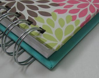 Sermon Journal - Church Notebook - Sermon Notebook - Bible Notebook - Bible Journal - Sermon Notes- Journal - Christian Gift - Colorful Mums