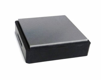 PARUU® Steel and nylon block with rubber base ST1009