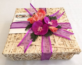Birthday Spa Sanctuary - Gift Basket