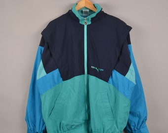 vintage puma track jacket, puma windbreaker, puma vintage, puma track jacket, vintage windbreaker, vintage track jacket, vintage sweater