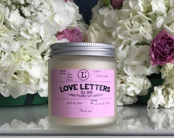 Personalized Love Letters