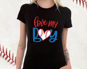 Baseball MomLife Women's Cut T-Shirt - #Baseball Momlife T-Shirt - Baseball Mom T-Shirt - Women's T-Shirt