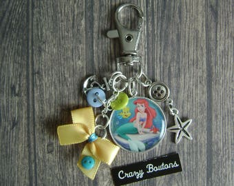 Keychain Little Mermaid