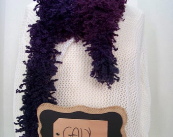 Boa or scarf (fig) # 800