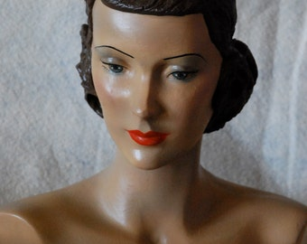 mannequin head  JANE  plus 20.00 shipping USA only...International contact me