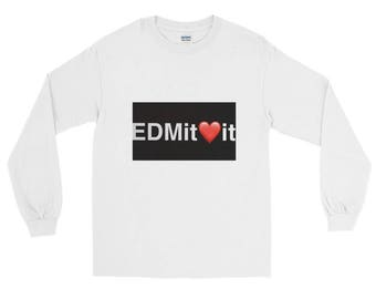 EDMit it Long Sleeve Tee