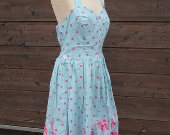 Dress rockabilly / pin-up