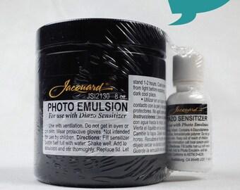 Jacquard Photo Emulsion Kit - Emulsion & Sensitizer