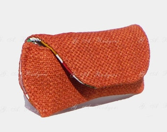 Eyeglass case for Reading glasses, 3 colors - Free Shipping within the US -  Gifts under 15