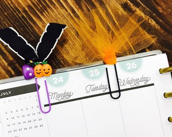 Boo and Tulle Paperclips
