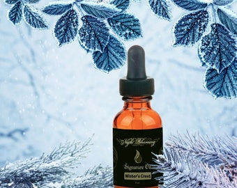 Winter's Crest Signature Oil Blend January 2018