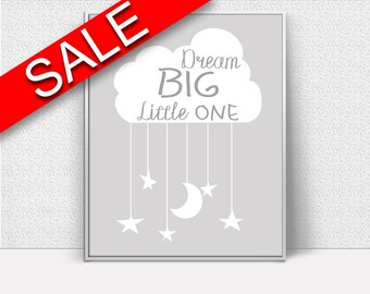 Wall Art Dreaming Digital Print Dreaming Poster Art Dreaming Wall Art Print Dreaming Nursery Art Dreaming Nursery Print Dreaming Wall Decor