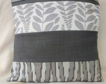 Monochrome Nature 3 Cushion Cover