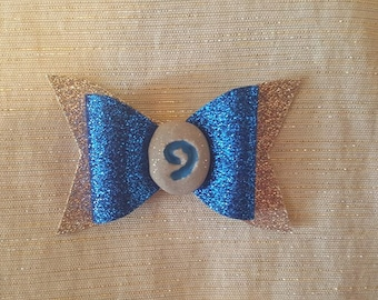 Hearthstone Bow // Blizzard Glitter Bow // Warcraft Glitter Bow