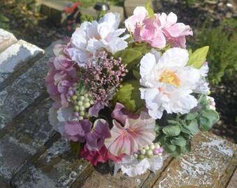 Spring Mix Bridal Bouquet