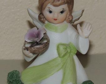 Angel figurine for St Patricks Day