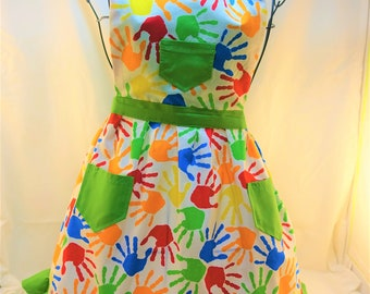 Friends-Child Apron