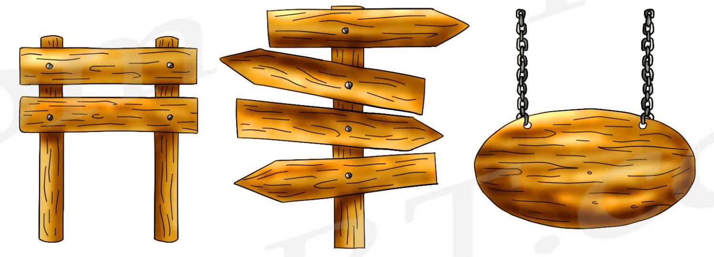 50 off wooden sign clipart wooden sign clip art digital sign rh etsystudio com vector wood sign clipart old wood sign clipart
