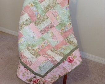 Quilted Wall Hanging or Table Topper