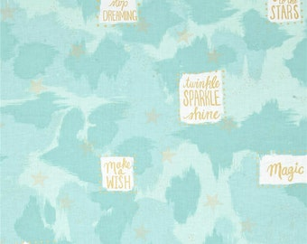 Metallic You Are Magic Turquoise from Michel Miller's MAGIC! Collection by Sarah Jane