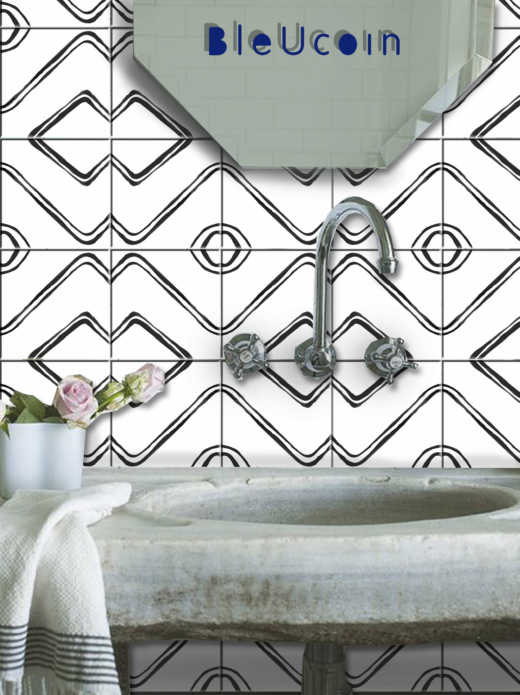 lineare Küche / Bad / Boden / innen / außen Fliesen / Wand