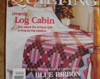 Quilting, American Patchwork, Better Homes and Garden, Quilting Book, Quilting Magazine, Easy Quilting, Patchwork Quilting