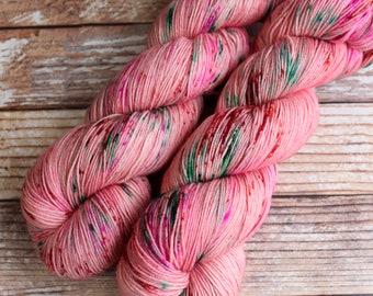 Isabel - String Fling - Hand Dyed Yarn - 75/25 Superwash Merino/Nylon