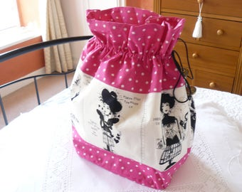 discount 10% on this pouch for your lingerie