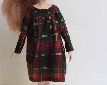 Handmade Dress fits dolls like Momoko, Pullip Designs by P. D. Reneau (Q814)
