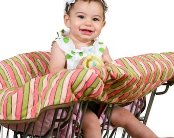 Grocery Cart Covers/High Chair Cover/Shopping Cart Cover
