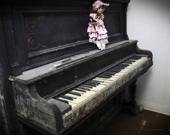 Image result for creepy piano
