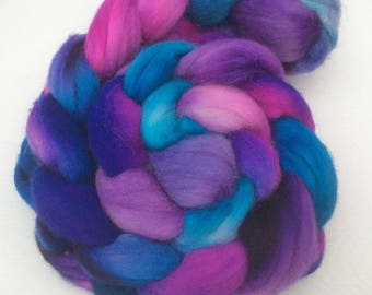Wow! - handdyed merino-top 3.5 oz
