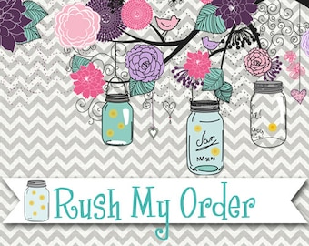 Rush My Order includes Prioity Shipping for ~~Canada~~