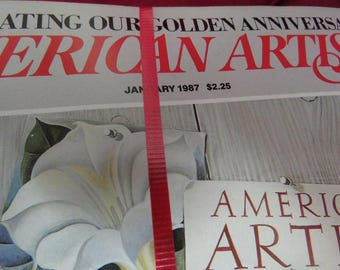 American Artist Magazines