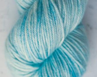 Sock Yarn, Just Blue