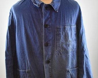 Vintage French Workwear Jacket