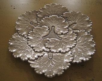 Giovanni Patrini Pewter Plate
