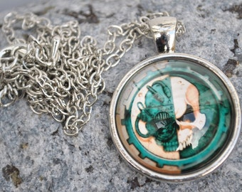 Priesthood of Mars Necklace in two finishes!