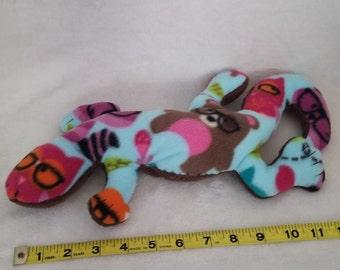 Nerdy Forest Lizard Plushie