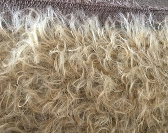 Steiff-Schulte German Mohair 23mm 14in x 20in OR 36cm x 51cm