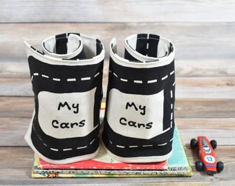 Set of 2 Toy Car Rolls
