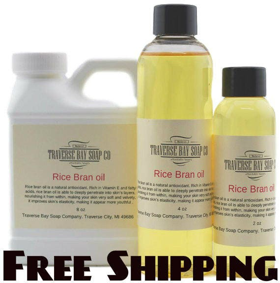 Lubricant Suppliers Y Mail: Rice Bran Oil 100% Pure. Soap Making Supplies Massage Oils