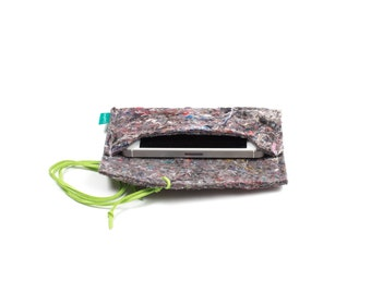 iPhone 8 case, iPhone X felt case, industrial felt phone case, galaxy s9 sleeve, nexus 5x case, Gopher