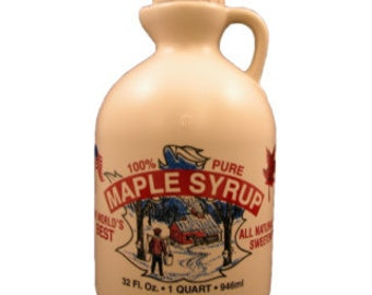 1 Quart of Maple Syrup