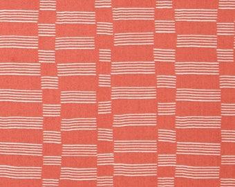 Lotta Jansdotter fabric - Lucky - Windham Fabrics - cotton American-coral app 50 cm (110 x)